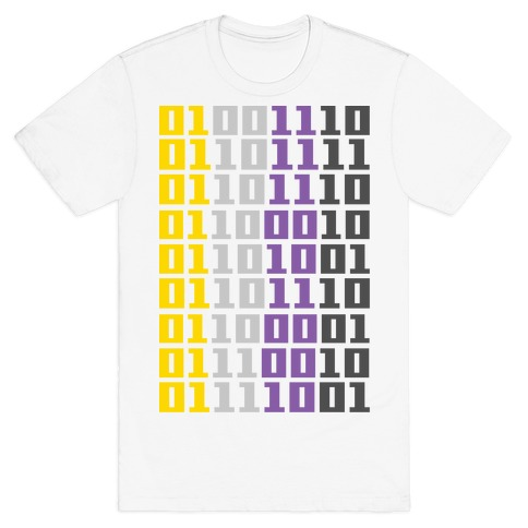 Non-Binary Code T-Shirt