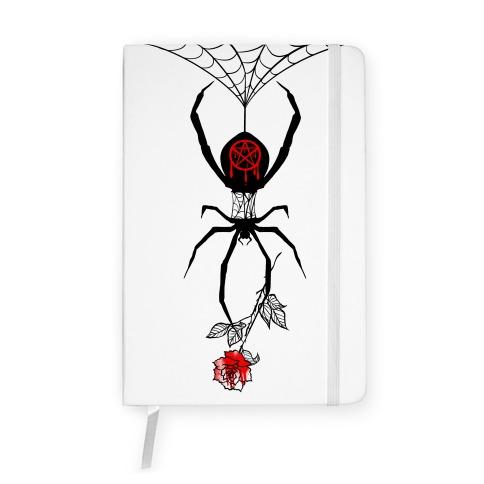 Occult Spider Notebook