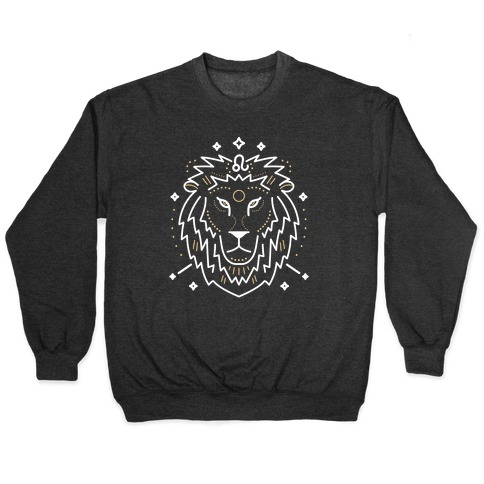 Astrology Leo Lion Pullover
