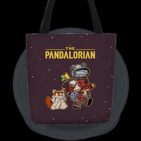 The Pandalorian Tote