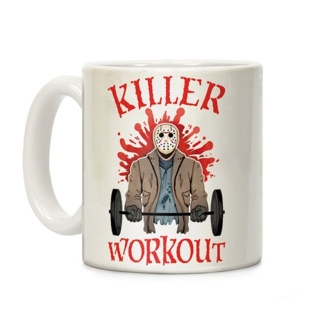 Killer Workout Coffee Mug