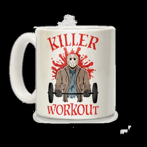 Killer Workout Coffee Mug