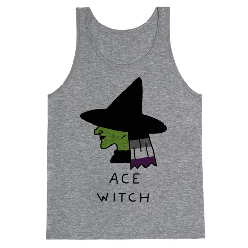 Ace Witch Tank Top