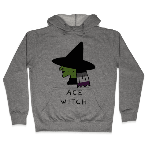 Ace Witch Hooded Sweatshirt