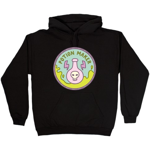 Potion Maker Pop Culture Merit Badge Hooded Sweatshirt