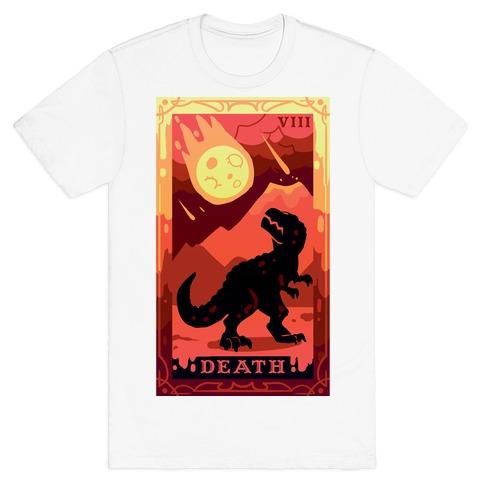 Death Dino Tarot T-Shirt