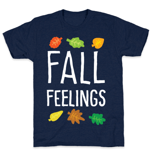 Fall Feelings Mens T-Shirt