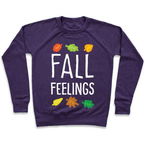 Fall Feelings Pullover