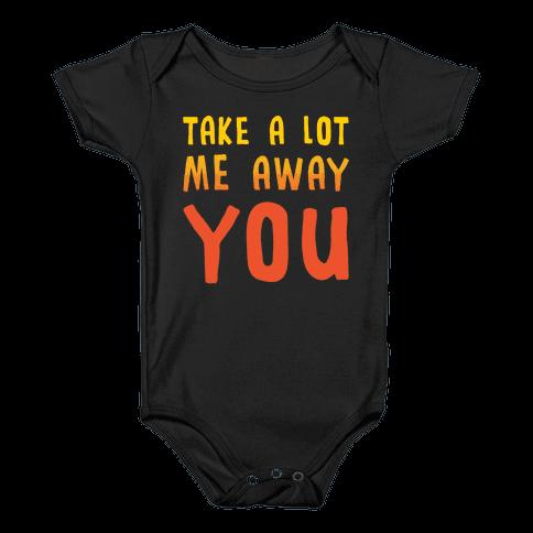 Africa Lyric Pairs Shirt Part 2 Parody White Print Baby Onesy