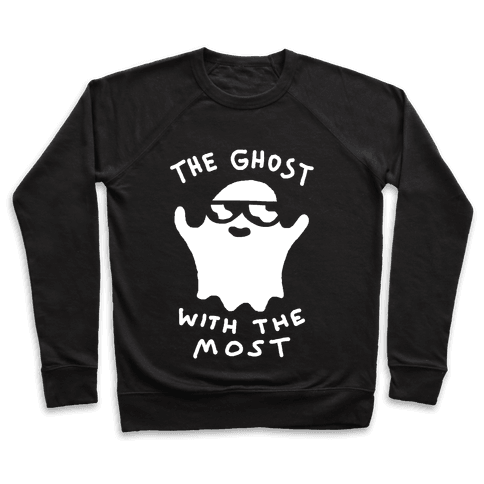 The Ghost With The Most Pullover