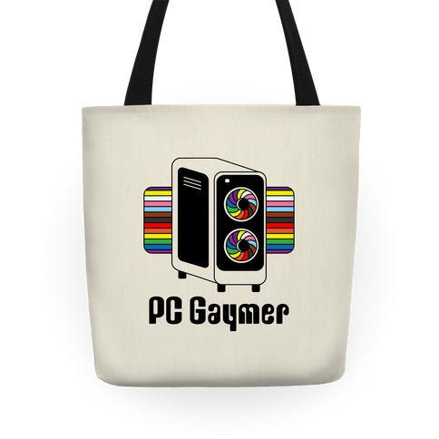 PC Gaymer Tote