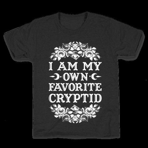 Favorite Cryptid Kids T-Shirt