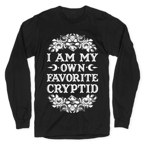 Favorite Cryptid Long Sleeve T-Shirt
