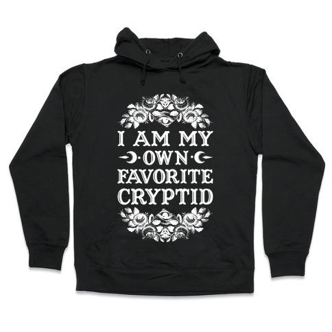Favorite Cryptid Hooded Sweatshirt