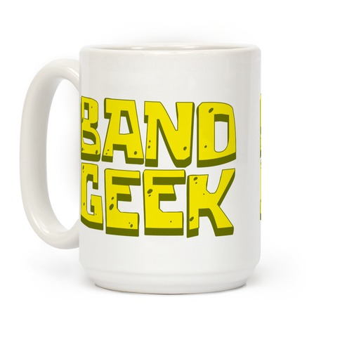 Band Geek Coffee Mug