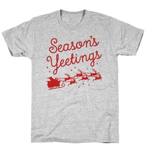 Season's Yeetings T-Shirt