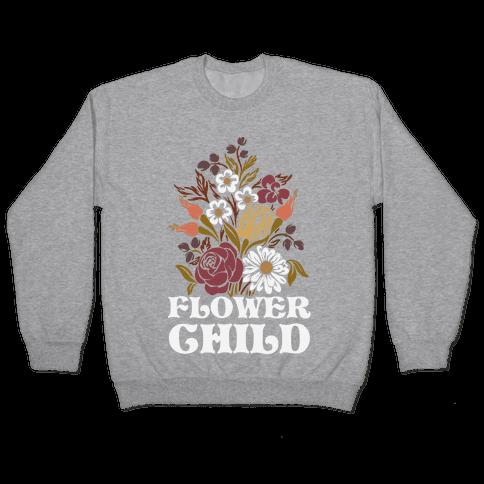 Flower Child Pullover
