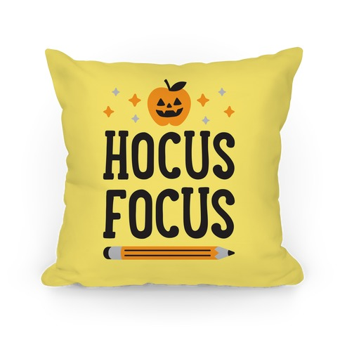 Hocus Focus Pillow