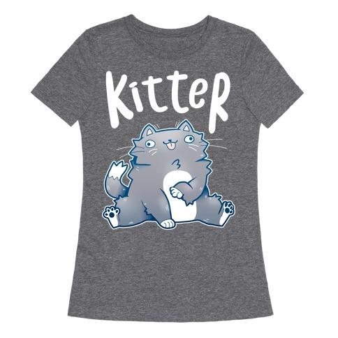 Kitter Womens T-Shirt