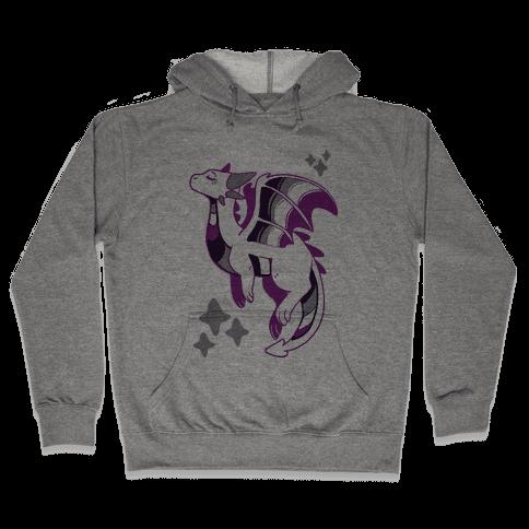 Ace Pride Dragon Hooded Sweatshirt