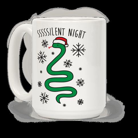 Sssssilent Night Snake