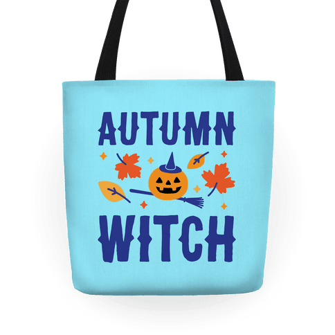 Autumn Witch Tote