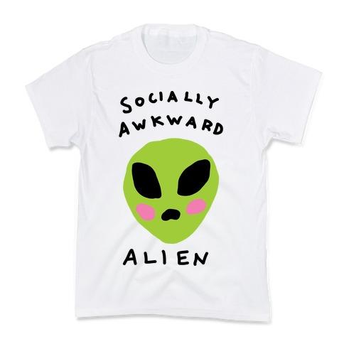 Socially Awkward Kids T-Shirt