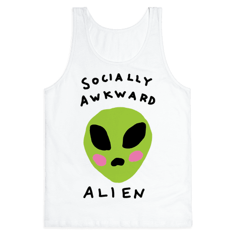 Socially Awkward Tank Top