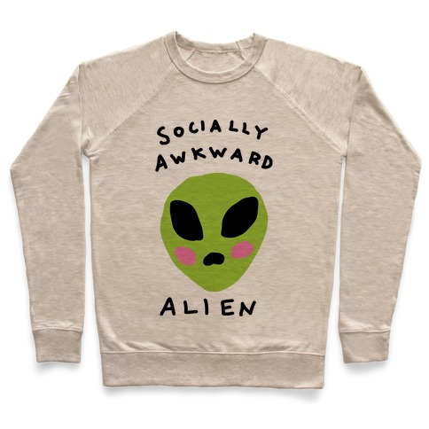 Socially Awkward Pullover