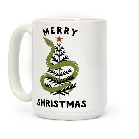Merry Shristmas Coffee Mug