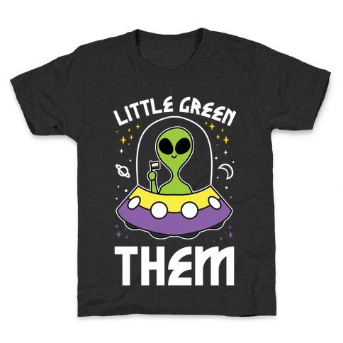 Little Green Them Kids T-Shirt