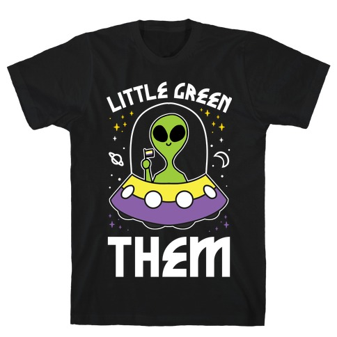 Little Green Them T-Shirt