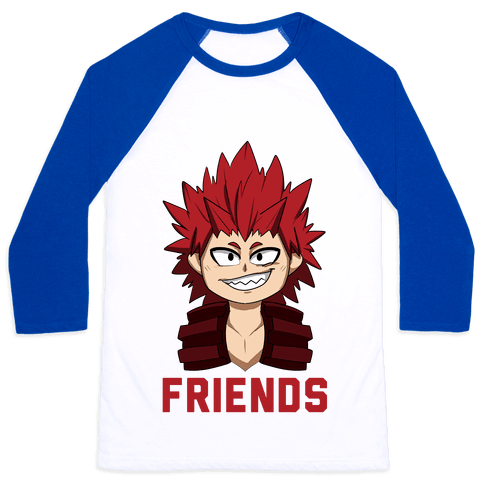 Best Friends Eijiro Baseball Tee