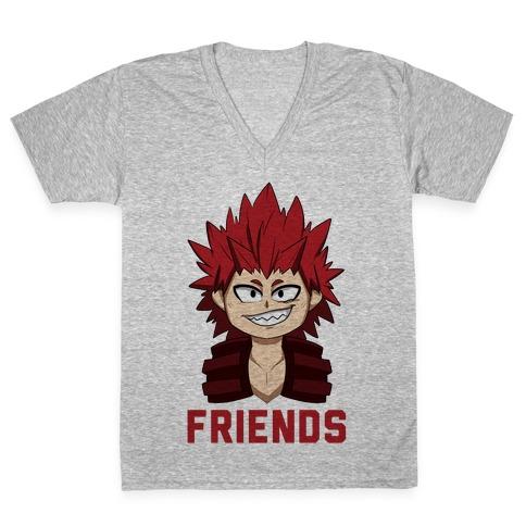 Best Friends Eijiro V-Neck Tee Shirt