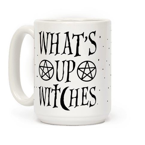 What's Up Witches