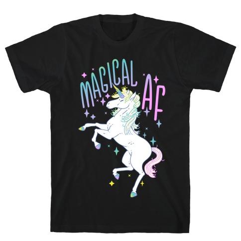 Magical AF Unicorn T-Shirt