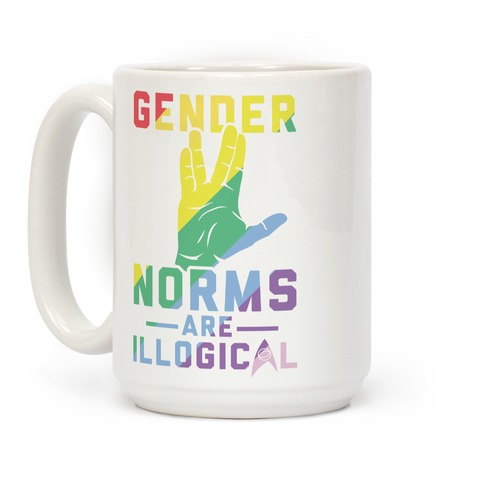 Gender Norms Are Illogical Coffee Mug