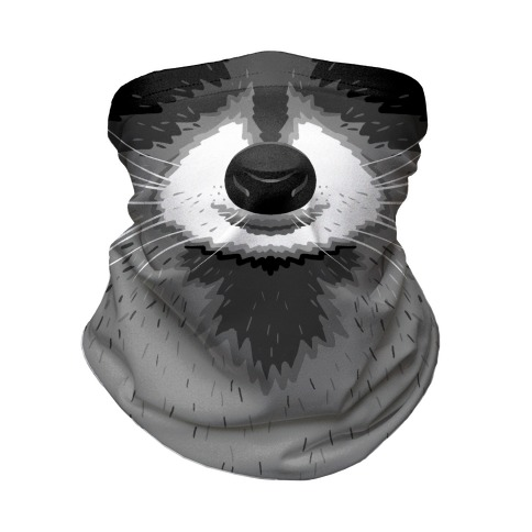 Raccoon Snout Neck Gaiter