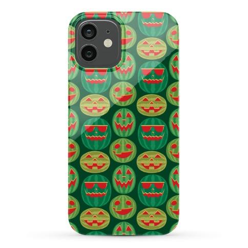 Jack-o-Melon Pattern Phone Case