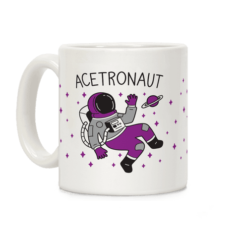 Acetronaut Coffee Mug