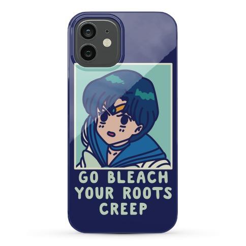 Go Bleach Your Roots Creep Sailor Mercury Phone Case