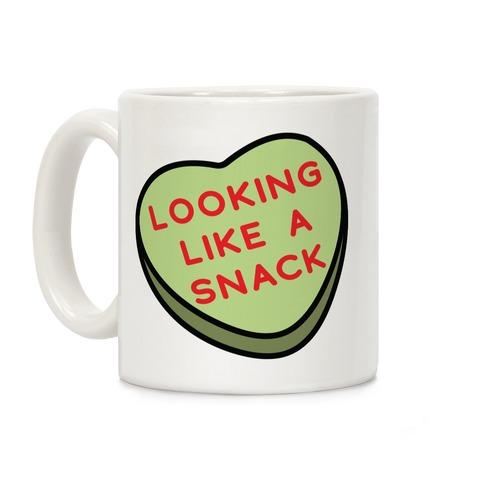 Looking Like a Snack Coffee Mug