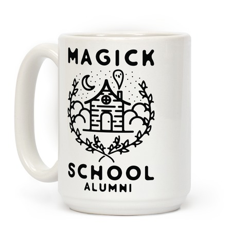 Magick School Alumni Coffee Mug