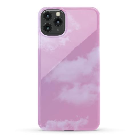 Dreamy Y2K Clouds Phone Case