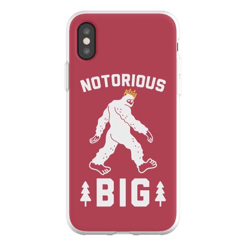 Notorious BIGfoot Phone Flexi-Case
