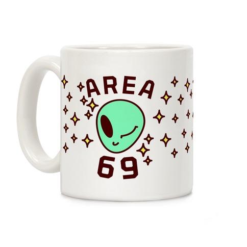 Area 69 Coffee Mug