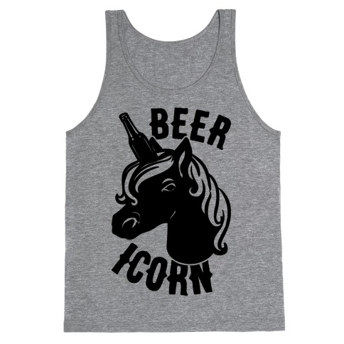 Beer-icorn  Tank Top