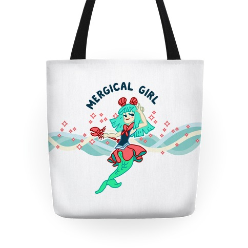 Mergical Girl Tote