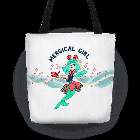 Mergical Girl Tote