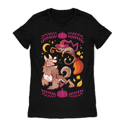 Wholesome Halloween Womens T-Shirt